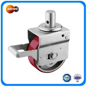Heavy Duty Round Stem Casters pictures & photos