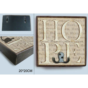 Decorative Wall Hook&Home Decorative Letter Wall Hooks