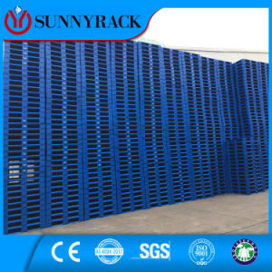 Heavy Duty Double Side Mesh Surface HDPE Plastic Pallet pictures & photos