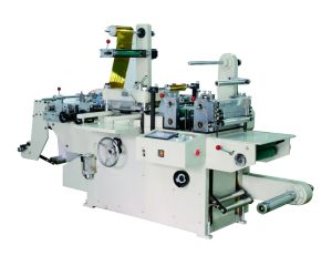 Flatbed Die-Cutting Machine with Hot Stamping pictures & photos