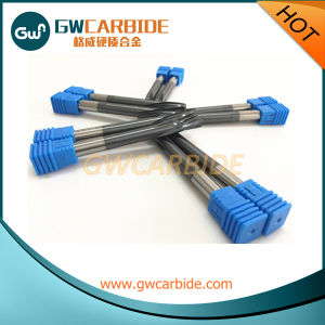 Tungsten Carbide Machine Straight Reamer CNC Tools pictures & photos