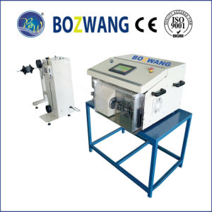 Automatic Coaxial Cable Cutting and Stripping Machine pictures & photos