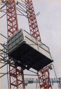 Xmt Rack and Pinion Construction Material Hoist