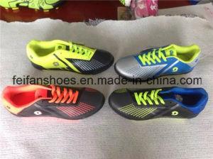 Men′s Football Shoes Sport Soccer Shoes Wholesale (FFSC1118-02) pictures & photos