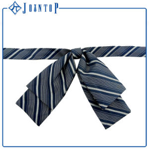100% Silk Black Fashion Bow Tie for Ladies pictures & photos