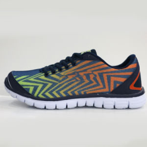 Wholesale Fashion Men′s Running Shoe Where to Buy Athletic Shoes pictures & photos