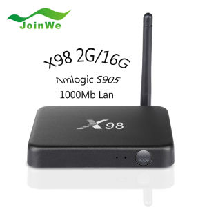 X98 RAM2GB ROM16GB S905 Quad Core TV Box Android 5.1 pictures & photos