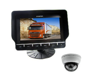 7 Inch TFT-LCD Color Automobile Monitor with Touch Screen pictures & photos