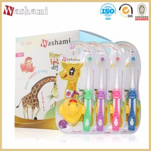 Washami 2in1 Duck Toys and Children′s Kids Toothbrush pictures & photos