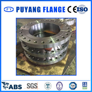 ANSI Forged Alloy Steel Weld Neck Falnge (PY0127) pictures & photos