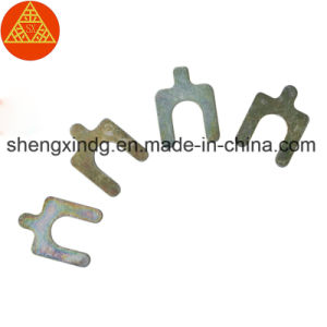 Wheel Alignment Wheel Aligner Adjust Adjusting Steel Cushion Pad U Shape Card (JT021) pictures & photos