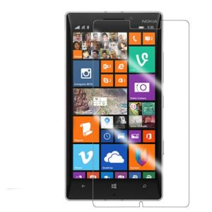 Tempered Glass LCD Screen Shield for Nokia Lumia 830