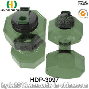 2017 Newly BPA Free PETG Plastic Outdoor Sport Jug, 2L Customized Plastic Water Bottle (HDP-3097) pictures & photos
