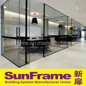 Glass Partition Wall/Aluminum Partition pictures & photos