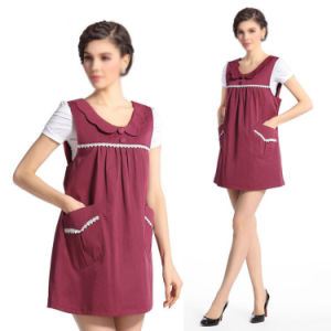 Customize Maternity Dress with Anti Radiation pictures & photos