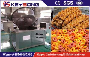 Automatic Continous Batch Puri Pani Frying Machine pictures & photos