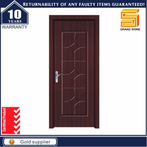 Hotel Interior Door White CNC Carving MDF Wood Panel Door pictures & photos