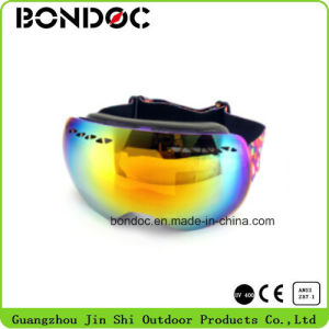 Newest Style Big Lens Ski Goggles for Unisex pictures & photos