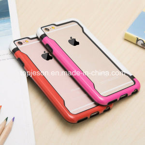 Color Stitching Full Coverage Phone Cover for iPhone 6/6s pictures & photos