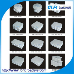Plastic Water-Proof Junction Box pictures & photos