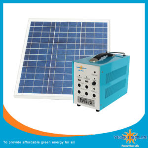 4PCS Lamp Big Capacity Solar Lighting Kits (SZYL-SLK-6130) pictures & photos
