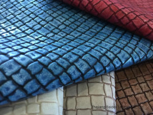 PU Upholstery Fabric for Furniture Sofa and Bag pictures & photos