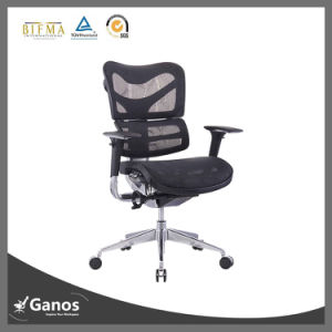 Fabric Cover Sustainable Commercial Furniture Office Usage Ergonomic Chairs pictures & photos