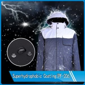 Aqueous Nano Super Hydrophobic Coating for Fabric pictures & photos