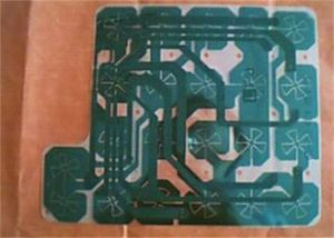 Green Mutifunctional Flexible Printed PCB Circuit Board / Mobile Phone Circuit Board pictures & photos