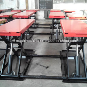 Factory Made Telescopic Double Acting Cylinder for Elevator Lifting pictures & photos