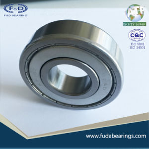Original F&D ball bearing 6305 ZZ bearings for autormobile rolamento pictures & photos