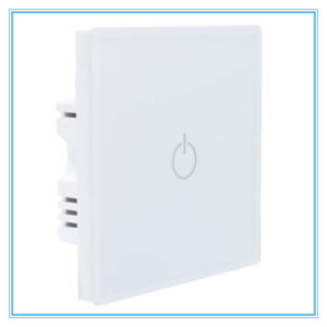 Modern Luxury New Design WiFi Touch Switch pictures & photos