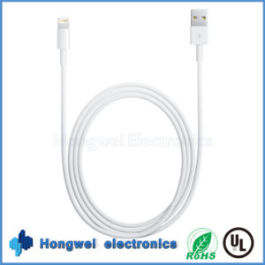 High Speed Standard Sync Data Charging for iPhone USB Cable pictures & photos