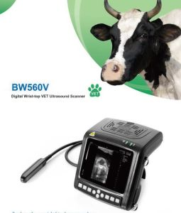 Vet Medical Products Digital Ultrasound Scanner