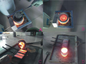 Hot Selling Chinese Small Quantity Jewelry Machine Gold Melting Furnace pictures & photos