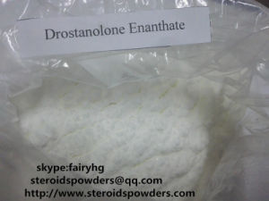 Top Quality Steroid Raw Powder Drostanolone Enanthate pictures & photos