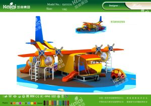 Kaiqi Children Indoor Playground Design and Manufatured as Customized pictures & photos