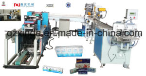 Folding Handkerchief Paper Embossing Production Line pictures & photos