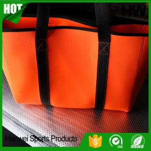 Latest Style OEM Wholesale Double-Duty Bag Neoprene Shoulder Ladies Handbag pictures & photos
