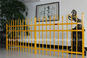 Haohan Customized High Quality Elegant Decorative Residential Industrial Fence 73 pictures & photos