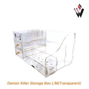 Demon Killer Storage Box L/M Size Black Transparent Color Multifunctional Display Stand pictures & photos