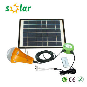 High Brightness Rechargeable LED Solar Emergency Light Solar Emergency Light pictures & photos