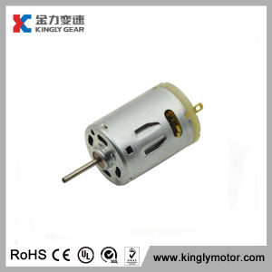 Small Electric DC Motor for Hair Dryer Use pictures & photos