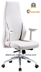 Modern Elegant High Back Hardwood Leather Executive Chair (RFT-A2013-1) pictures & photos
