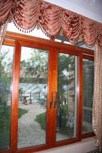 Aluminium Sliding Door and Sliding Window pictures & photos