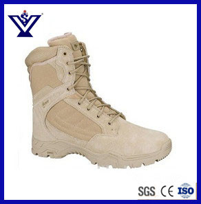 Army Military Paramilitary Combat Tactical Police Boots Shoes (SYSG-201755) pictures & photos