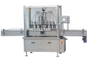 Automatic Cream Filling Machine/Ointment Filler Toacf1000-8 pictures & photos