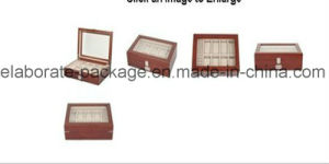 Wooden Jewelry Box Best Quality Handmadejewelry Gift Box pictures & photos