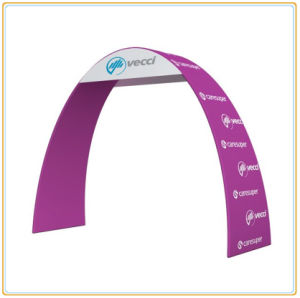 Exhibition Arch Entrance Trade Show Equipment Artificial Flower Wedding Arch pictures & photos