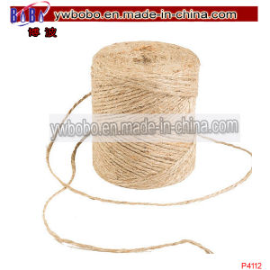 Party Product Party Crafts Jute Twine Holiday Decoration (P4112) pictures & photos